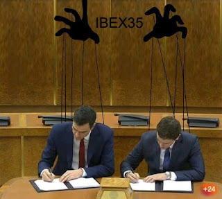 A democracia do IBEX 35