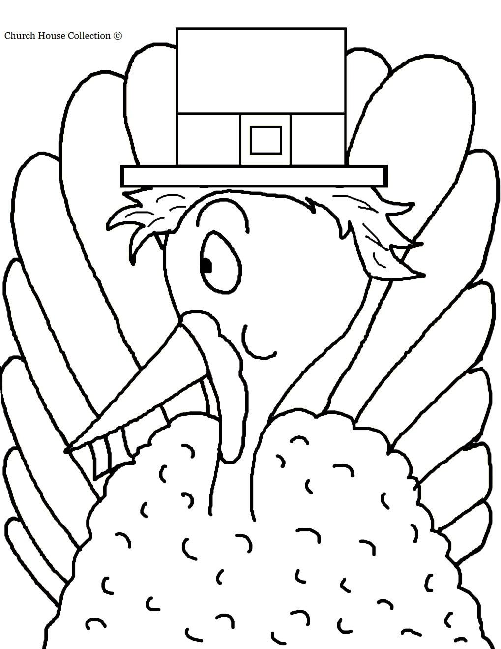 Pilgrim Turkey Clipart Picture
