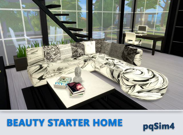 Beauty Starter Home. Interior 2
