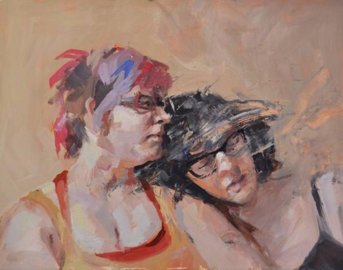 Американский художник. Catherine Tyler Graffam