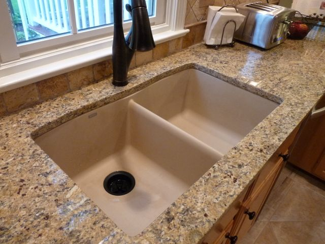 kitchen faucet bronze 8 chair table the granite gurus: reader's with ouro brazil