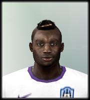 PES 6 Faces Mbaye Diagne by Nostalgia