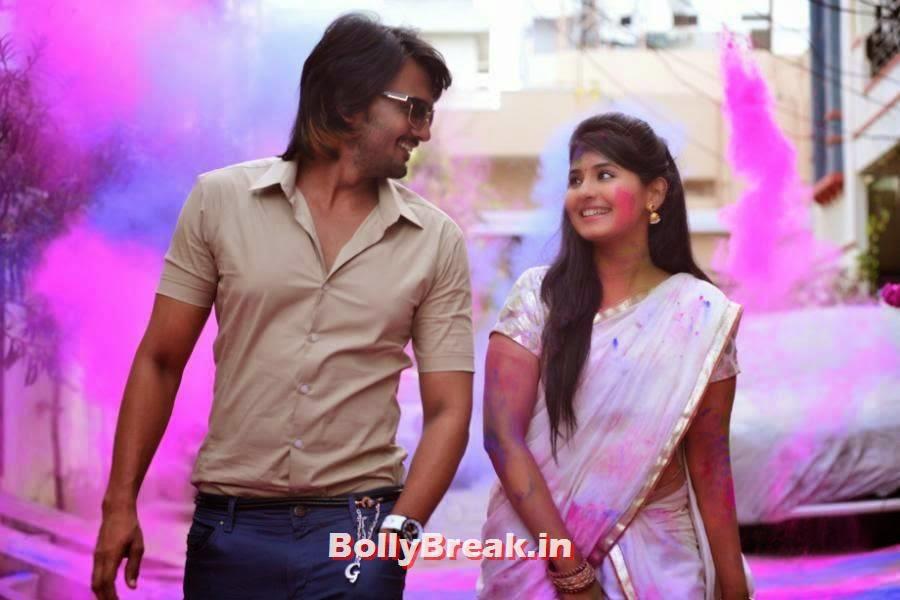 , Actress Reshmi Menon hot HD Wallpapers in white Saree
