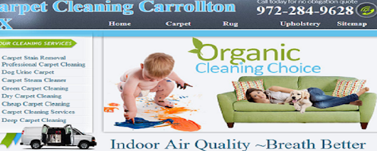 TX Carrolton Carpet Cleaning