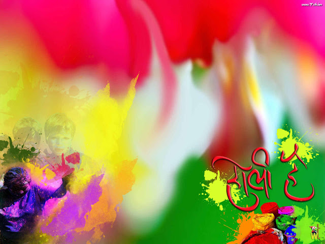 Holi Wallpaper for Whatsapp 2017