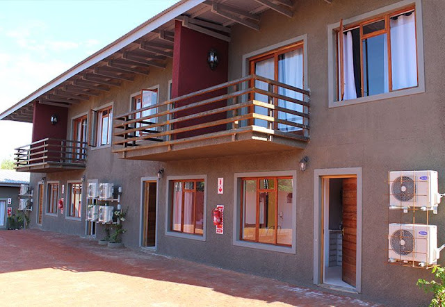 Windhoek Gardens Guest House Namibia