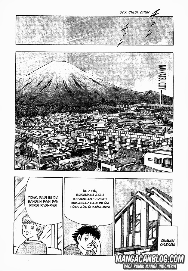 Captain Tsubasa – Rising Sun Chapter 07-15