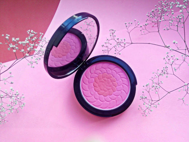 MiXiu Modified Dual Shimmer Blush Румяна