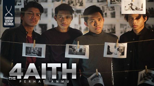 Lirik The Faith - Perhatianmu (Attention Charlie Puth Cover)