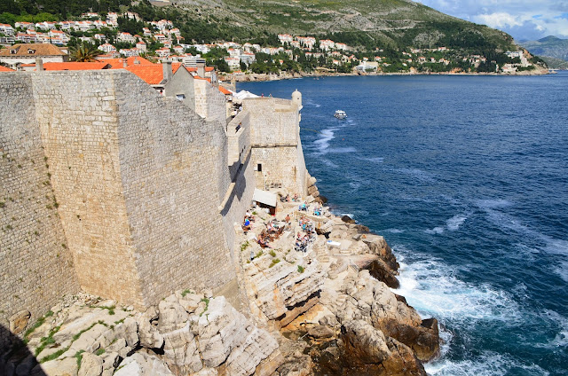 Muralha da Cidade Antiga, Dubrovnik.