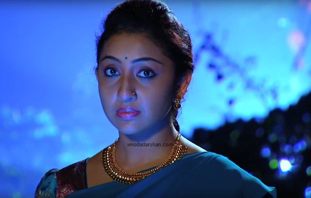 Nithya Das as Syamanthakam in Ottachilabu Serial