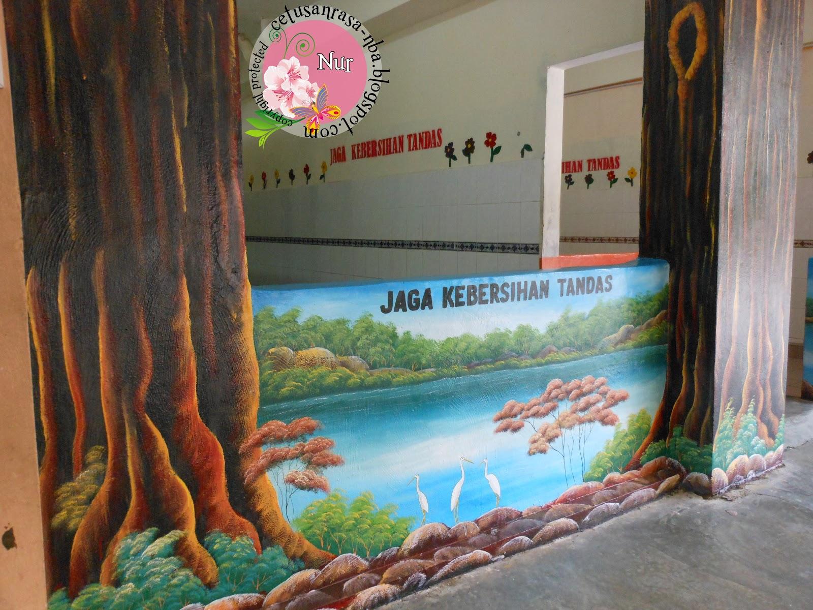 Lukisan Dinding Sekolah Rendah Cikimm Com