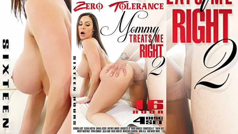 [18+] Mommy Treats Me Right 2 DiSC2 XXX 2018 DVDRip x264 Movie Poster