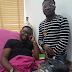 Update!  Mc Galaxy gives N1million cash to Emmanuel Ugolee ...photo