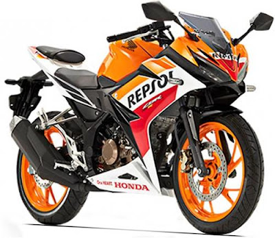 All New Honda CBR 150R MotoGP Edition