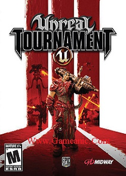 Unreal Tournament 3 Game Cover