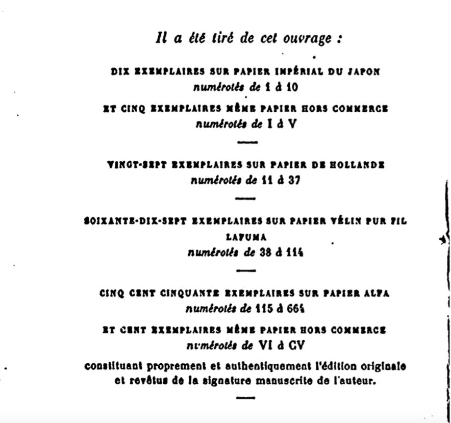 Nos marionnettes by Francis de Croisset, printing papers