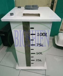 delution tank frp, tangki kimia fiberglass, tangki kimia
