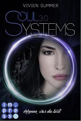 Neuerscheinungen im April 2018 #1 - SoulSystems 3: Erkenne, was du bist von Vivien Summer