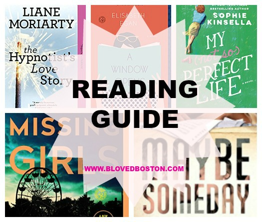 Books to read in 2017, reading guide, must read books