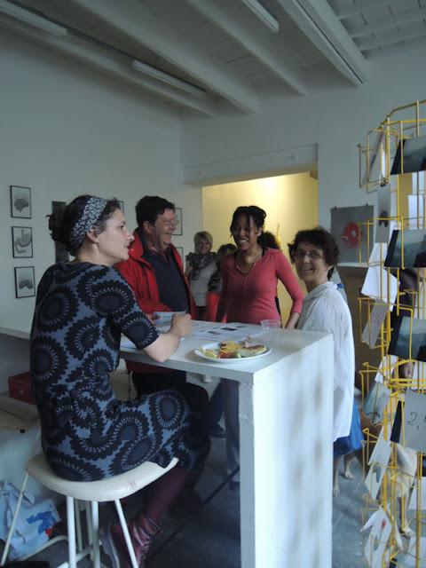 Exposition : Delphine Pouillé, Séverine Bourgeois, Ana Matey