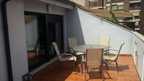 Ático duplex en venta ronda madalena Castellón