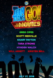 teen titans go! movie