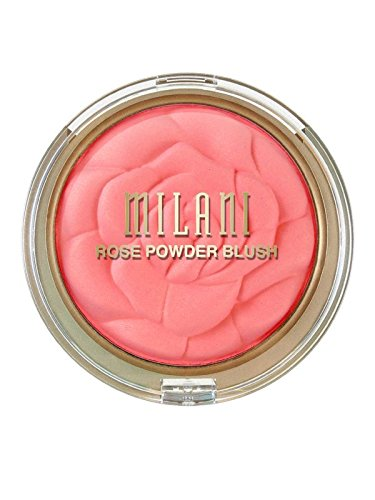 Top 5 Coral Drugstore Blushes Available in India, indian beauty blogger, Milani Rose Powder Blush, Coral Cove