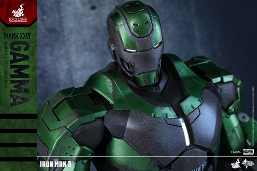 Iron Man 3 Mark 26 (GAMMA)