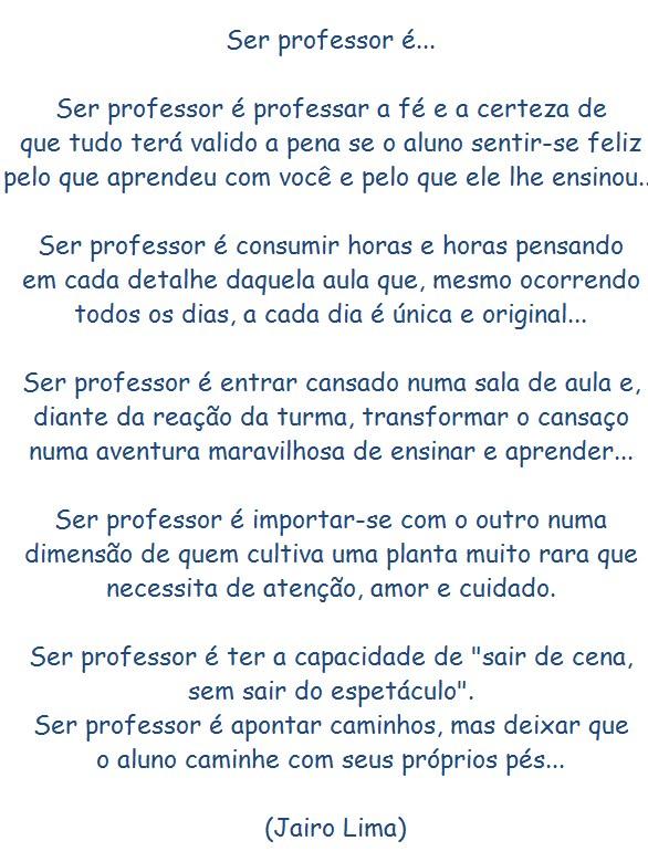 Frases De Otimismo Para Professores