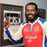 10 facts about Chris Gayle
