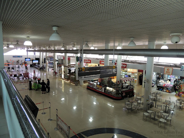 Resultado de imagem para aeroporto de londrina