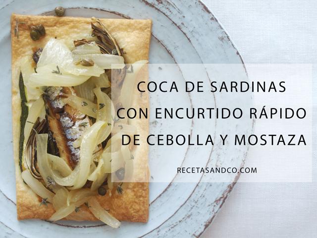 Receta Sardinas