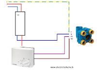 schema d 39 installation electrique vmc avec hygrostat. Black Bedroom Furniture Sets. Home Design Ideas