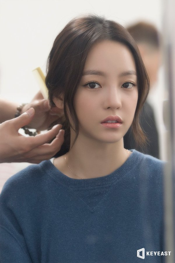 Goo Hara Looks Stunning In 'Power Of K' BTS