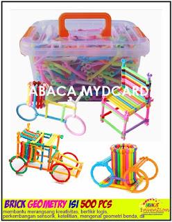 mainan abaca