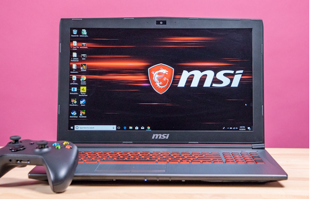 The best gaming laptop MSI GV62 8RE laptops Review 2018