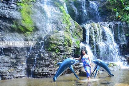 Segera dibuka Indah Waterfall di Wanagiri