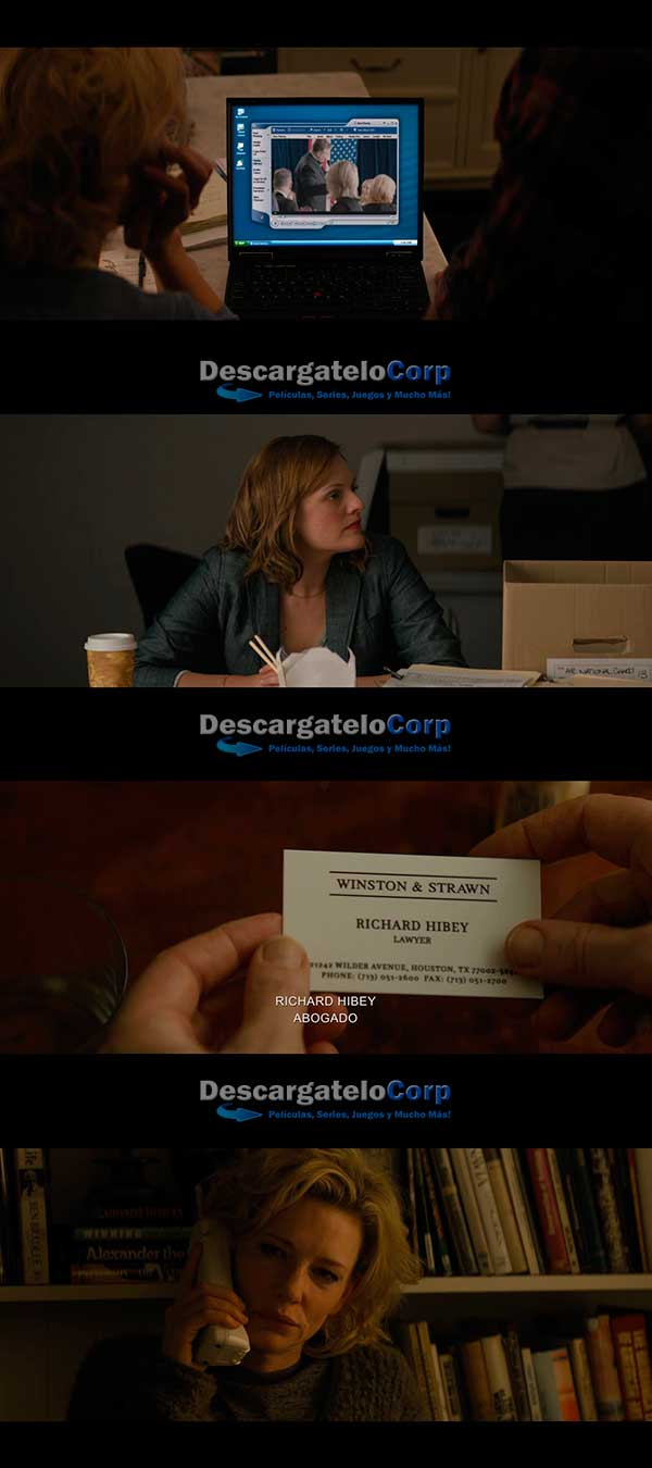Conspiracion y Poder HD 720p Latino