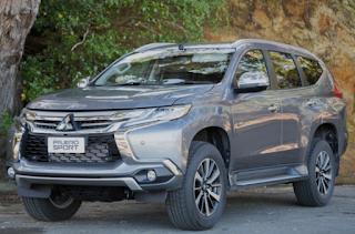 Reasons For Purchasing the Mitsubishi Pajero Sports Car
