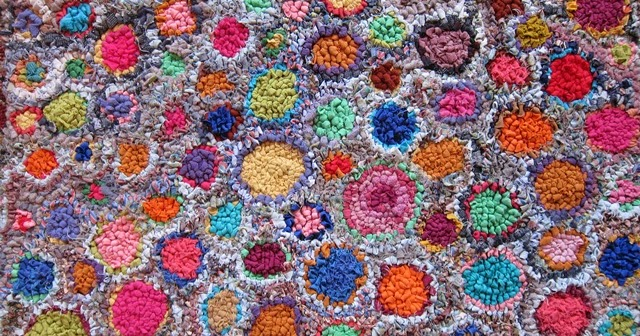 Jules Madden Rug Hooking New Obsession