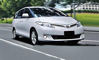 2017 Toyota Previa New MPV Specs
