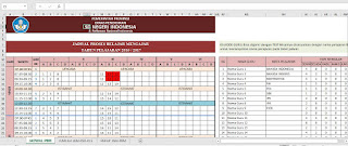 Aplikasi Pembuat Jadwal Pelajaran Otomatis Tanpa Bentrok