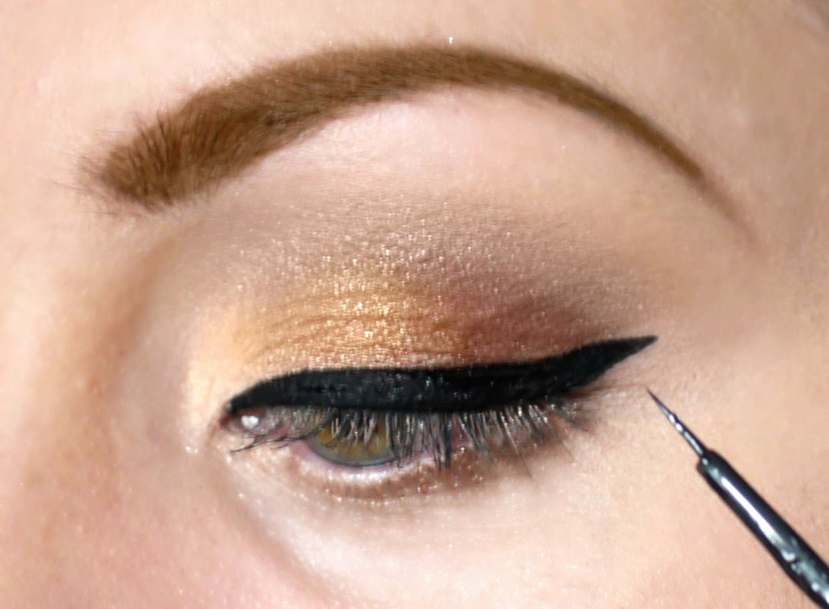 Pretty Chit Chat: Get The Look: Copper Brown Eyes - photo#12