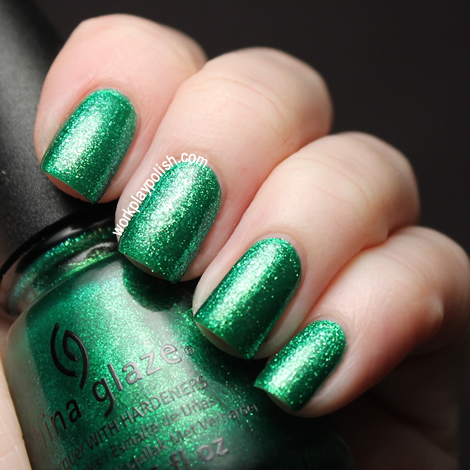 China Glaze Cirque Du Soleil Collection: Running in Circles (work / play / polish)
