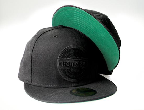 ... HEINEKEN 100 x NEW ERA  Blackout  9Fifty Snapback Cap. I hope someone  can help me out in finding it b62cd566438
