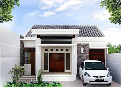 Desain Rumah Minimalis Modern