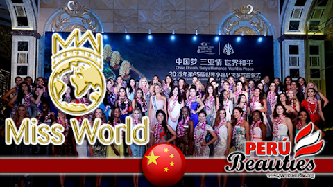 Welcome Ceremony kick starts Miss World 2015!