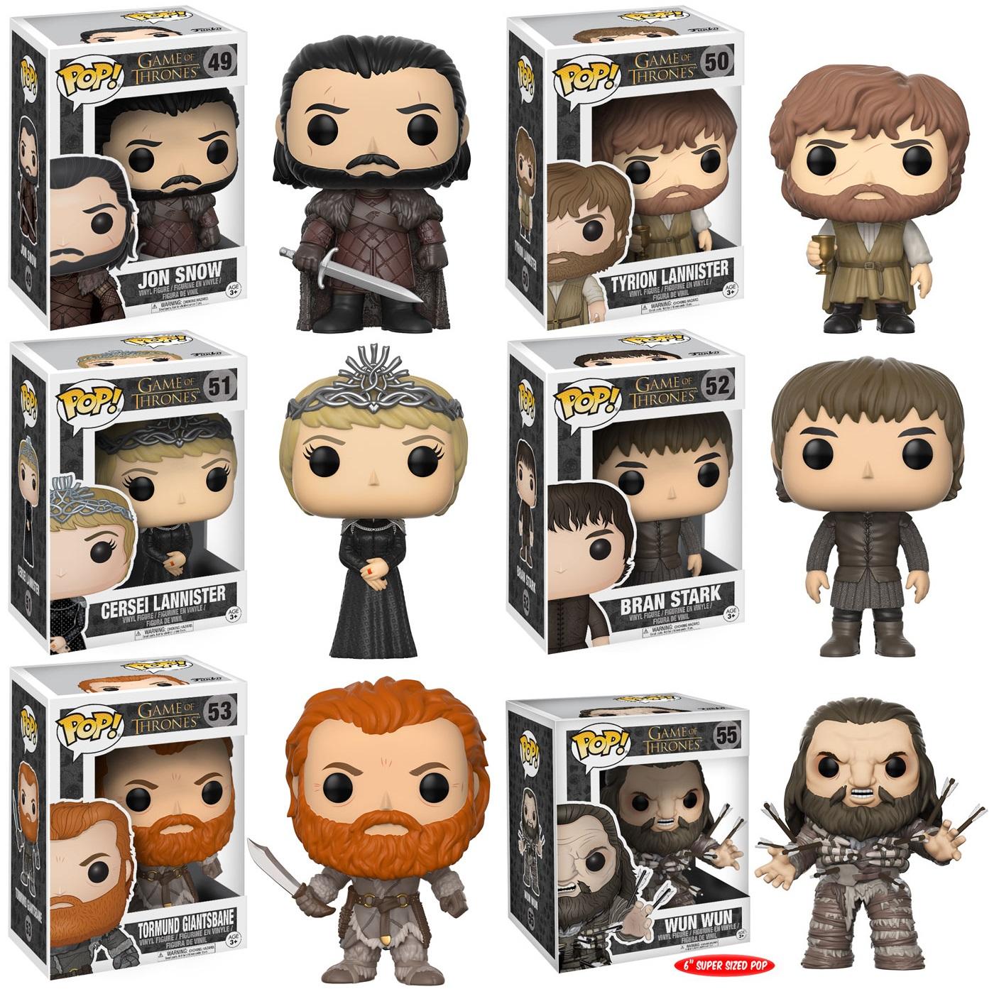 FUNKO POP Vinyl Game of Thrones Tyrion Lannister-neuf