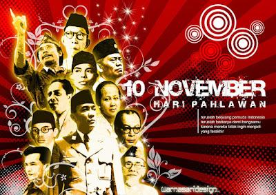 indonesia, surabaya, hari, pahlawan, model, bangsa, berani, rahmat, sosok, kaya